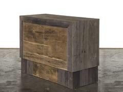 Credenza in legno di recupero INTEMPERIE | Credenza -