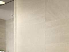 Pavimento in gres porcellanato effetto legnoINTERIORS | Bone - MARAZZI GROUP