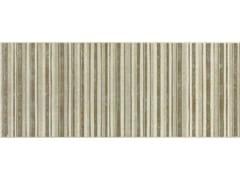 Pavimento in gres porcellanato effetto legnoINTERIORS | Decoro Righe Bone / Walnut - MARAZZI GROUP