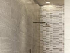 Mosaico in gres porcellanatoINTERIORS | Mosaico Ice - MARAZZI GROUP