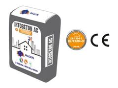 malvin, INTOBETON AC Betoncino strutturale ad alta resistenza a compressione