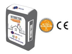 malvin, INTOBETON Betoncino strutturale ad alta resistenza a compressione