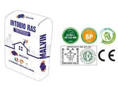 Bio-rasante eco-compatibile biancoINTOBIO RAS - MALVIN