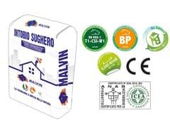 malvin, INTOBIO SUGHERO Biomassetto eco-compatibile premiscelato