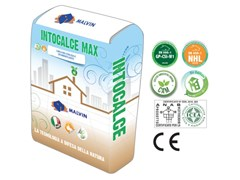 Bio-finitura eco-compatibile idrofugaINTOCALCE CAM MAX - MALVIN