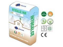 Bio-malta eco-compatibile a base di calce idraulica naturaleINTOCALCE CAM MUR - MALVIN