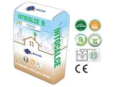 Bio-malta eco-compatibile a base di calce idraulica naturaleINTOCALCE CAM R - MALVIN