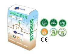 Bio-malta eco-compatibile ad alta resistenzaINTOCALCE CAM RS B 10 - MALVIN