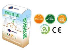 Bio-rasante eco-compatibile premiscelatoINTOCALCE FLEX - MALVIN