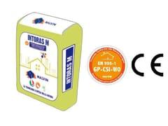 Rasante super bianco a base di calce naturaleINTORAS M - MALVIN