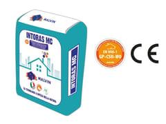 Rasante super bianco a base di calce naturaleINTORAS MC - MALVIN
