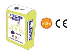 Rasante premiscelato anticarbonatanteINTORAS UNO - MALVIN