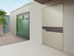 Porta d'ingresso blindata in vetro INTRO - 18.8002 I16 - Design - Intro