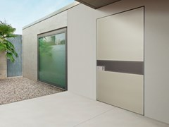 Porta d'ingresso blindata in vetroINTRO - 18.8002 I16 - BAUXT