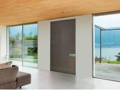 Porta d'ingresso blindata in vetro INTRO - 18.8005 I16 - Design - Intro