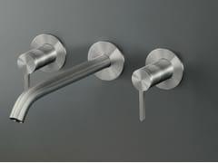 Gruppo 2 rubinetti apri/chiudi a parete INV 32 - INNOVO