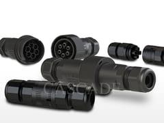 Accessori elettrici per fontaneConnettori subacquei IP68 - CASCADE