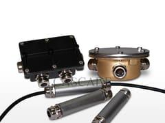 Accessori elettrici per fontaneGiunzioni subacquee IP68 - CASCADE