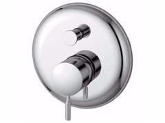 Miscelatore per vasca a muro monocomando con deviatore IQ - A4829 - IQ