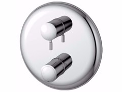 Rubinetto per doccia con piastra IQ - A4831 - IQ