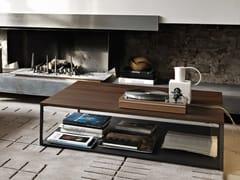 Tavolino in rovere da salotto ISOLA | Tavolino in rovere -