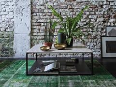 Tavolino in pietra da salotto ISOLA | Tavolino in pietra -