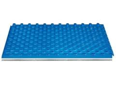 Pannello isolante termoacustico per pavimento radianteISOLFLOOR DUOPOR - ISOLCONFORT
