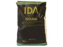 Intonaco premiscelato termoisolante fibrorinforzatoISOLIDA - IDA