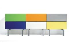 Mobile ufficio basso ISOTTA | Mobile ufficio basso - Isotta