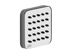 Soffione laterale con getto fisso ISPA SHOWER 41173 - iSpa