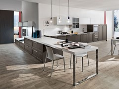 Cucina componibile con penisolaITACA | Cucina con penisola - ARREDO 3