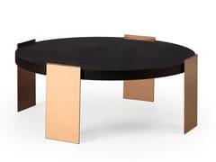 Tavolino di servizio rotondo per contract IVE | Tavolino di servizio -