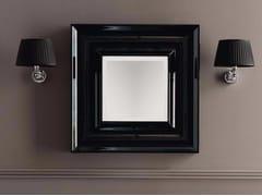 BATH&BATH, IVY Specchio quadrato da parete con cornice