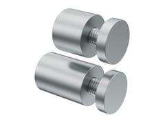 Fissaggio per parapetti in acciaio inoxJ01A - GH ITALY