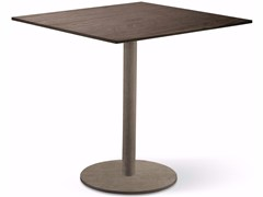 Tavolo quadrato in legno JACK   Tavolo quadrato -