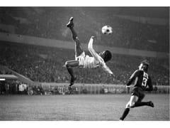 Stampa fotograficaJAIRZINHO PSG - MARSIGLIA 1975 - ARTPHOTOLIMITED
