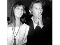 Stampa fotograficaJANE BARKIN E SERGE GAINSBOURG NEL 1970 - ARTPHOTOLIMITED