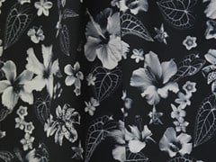 Tessuto stampato in cotone con motivi florealiJEAN PAUL GAULTIER - HONOLULU - LELIEVRE