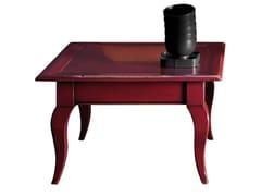 Tavolino quadrato in legnoJEANNE - FABER MOBILI