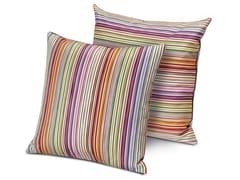 Cuscino decorativo in reps di puro cotoneJENKINS | Cuscino quadrato - MISSONI HOME