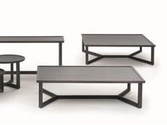 Tavolino rettangolare in frassino JO-JO | Tavolino rettangolare -