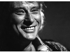 Stampa fotografica JOHNNY HALLYDAY ALLE FRANCOFOLIES - ARTPHOTOLIMITED