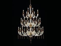 Lampadario con cristalli Swarovski® JULIENNE L12+12+6 - Julienne