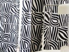 Tessuto lavabile in Trevira® CS con motivi grafici per tendeJULIETTE - ÉLITIS