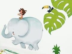 Adesivo da parete per bambiniJUNGLE - ACTE DECO