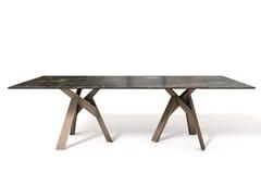 Tavolo rettangolare in ceramicaJUNGLE | Tavolo rettangolare - CALLIGARIS