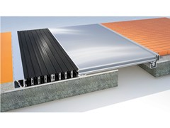 Expansion Joint Covers for Base Isolated Buildings