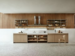 Cucina lineareK-LAB | Cucina lineare - ERNESTOMEDA