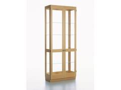 Vetrina in vetro in stile moderno KA72 | 758 - KA72