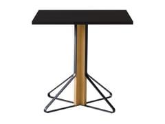 Tavolo quadratoKAARI | Tavolo quadrato - ARTEK